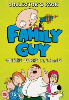 Family guy comics kategorie