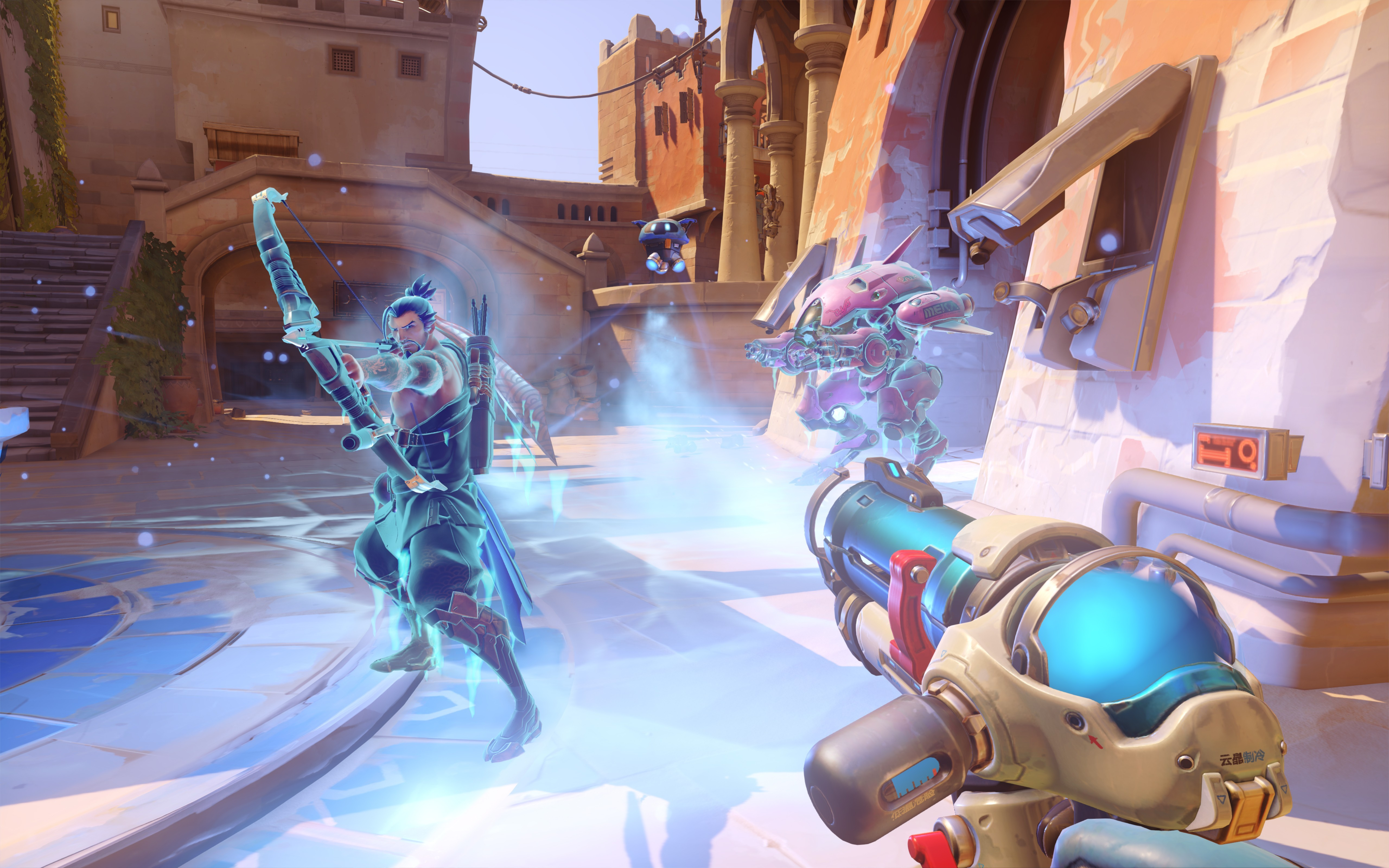 Download von overwatch mei