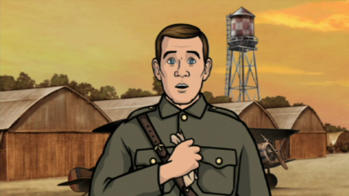 Image archer wiki fandom powered wikia
