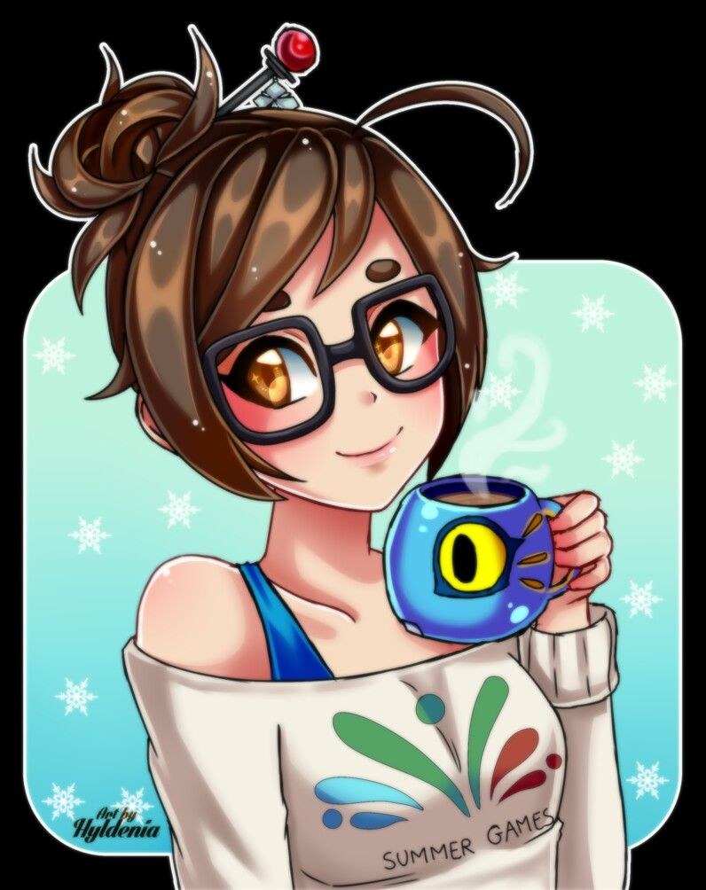 Download von overwatch mei foto 2