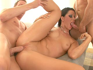 Lisa ann anal massage